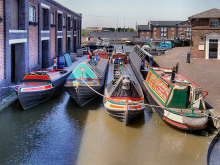 Ellesmere Port, National Waterways Museum, Cheshire © David Dixon